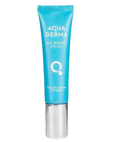 AquaDerma Age Defense øyegel 15ml