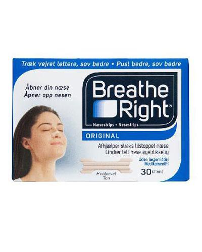 Breathe right nesestrips 10stk