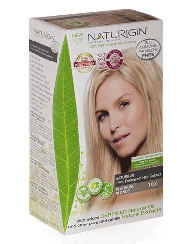 Naturigin hårfarge 10.0 blond platinum 1stk