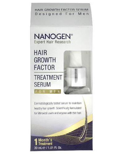 Nanogen Hair Growth hårserum for menn 30ml