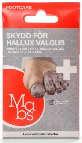 Mabs beskyttelse ved Hallux Valgus 11