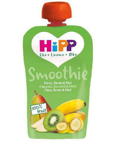 HiPP Smoothie pære, banan & kiwi 100g