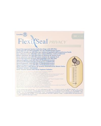 Flexi-seal fms Privacy oppsamlingsposer 10stk