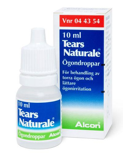 Tears Naturale øyedråper 10ml
