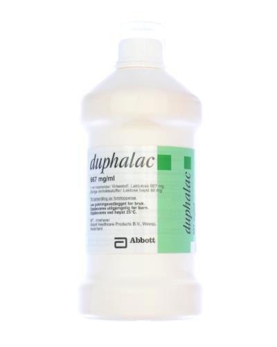 Duphalac 667mg/ml mikstur 1000ml