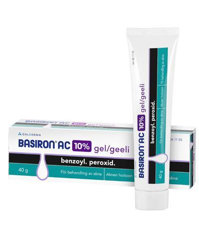 Basiron AC 10% gel 40g