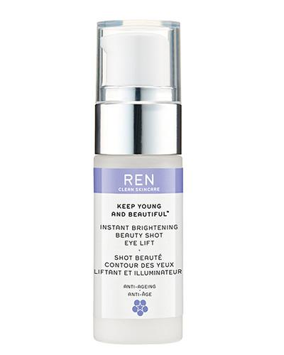 REN Instant Brightening beauty shot lift øyegel 15ml