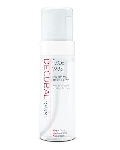 Decubal Basic ansiktsvask/renseskum 150ml