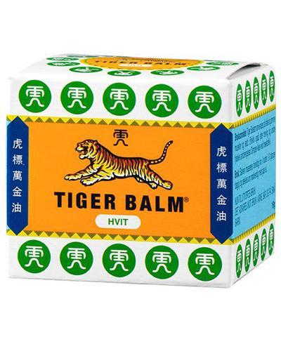 Tigerbalsam hvit 19g