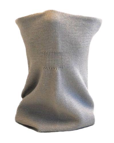 Jonas hals til varmemaske grå merinoull 1stk