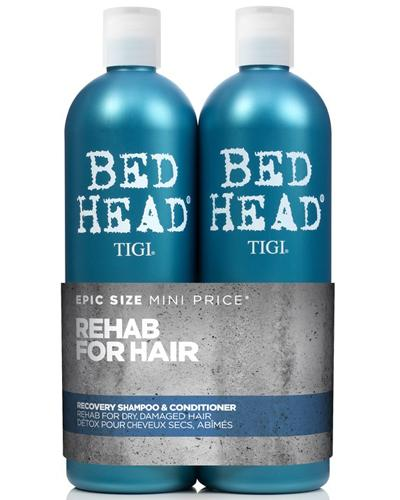 Tigi Bed Head Recovery sjampo og balsam 2x750ml