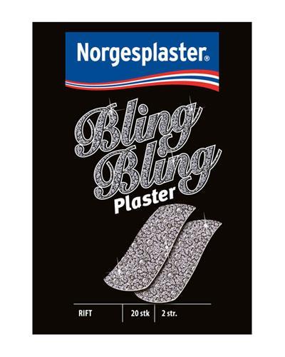 Norgesplaster Blingbling plaster 20stk
