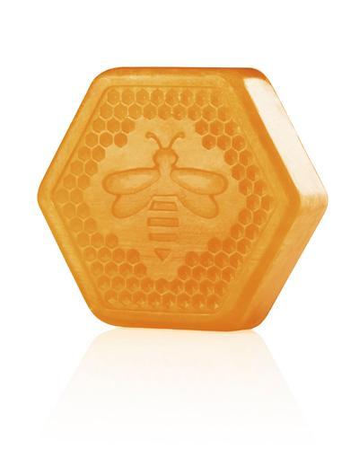 The Body Shop Honeymania såpestykke 100g