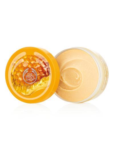 The Body Shop Honeymania kroppsskrubb 200ml