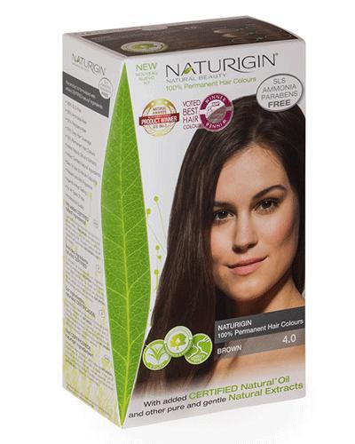 Naturigin hårfarge 4.0 brown 1stk
