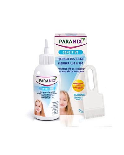 Paranix Sensitive uten parfyme lusemiddel 150 ml