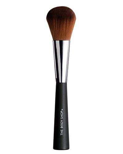 The Body Shop blusher brush pudderkost 1stk