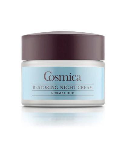 Cosmica Face anti-age 25+ restoring nattkrem 50ml
