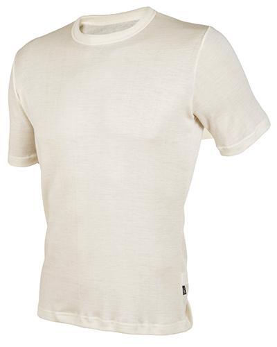295e2625 WE T-skjorte herre 100% ull hvit M 1stk - Apotek 1