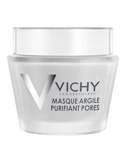 Vichy rensende leiremaske fet hud 75ml