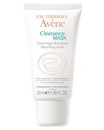 Avène Cleanance ansiktsmaske fet/uren hud 50ml