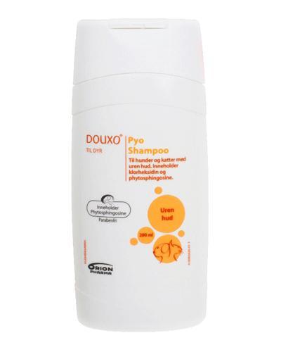 Douxo Pyo Shampoo til hund, katt og hest 200ml
