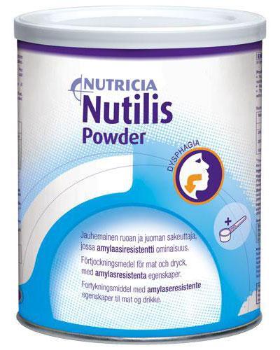 Nutilis Powder fortykningsmiddel 300g