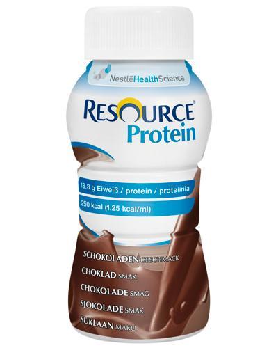 Resource Protein næringsdrikk sjokolade 4x200ml