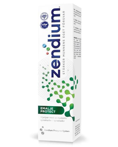 Zendium Emalje Protect tannkrem 75ml