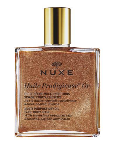 Nuxe Huile Prodigieuse OR tørrolje med shimmer 50ml