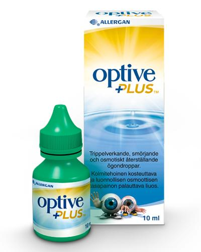 Optive Plus øyedråper 10ml