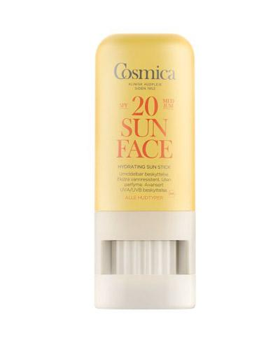 Cosmica Face hydrating solstift SPF20 8g