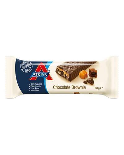 Atkins Advantage chocolate brownie bar 60g