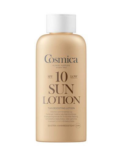 Cosmica tan boosting sollotion SPF10 200ml