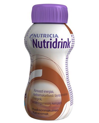 Nutridrink næringsdrikk kakao 200ml