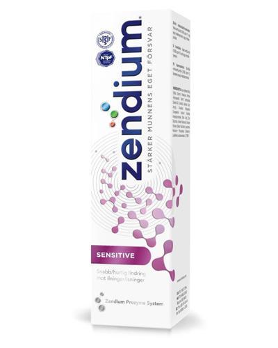 Zendium Sensitive tannkrem 75ml