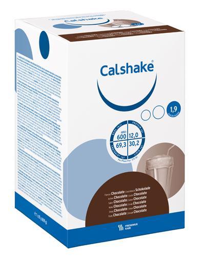 Calshake energiberikningspulver sjokolade 7x90g