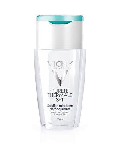 Vichy Pureté Thermale 3-i-1 rens beroligende 100ml