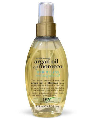 Ogx Argan Oil of Morocco reviving hårolje spray 118ml