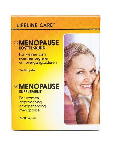 Lifeline Care Menopause 2x30stk