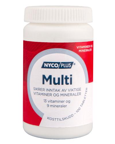 multivitamin apotek