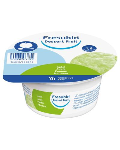 Fresubin Dessert Fruit næringspuré eple 4x125g