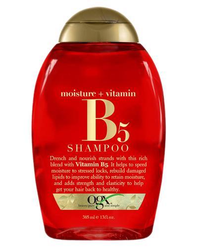 Ogx Vitamin B5 sjampo 385ml