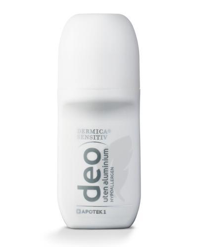 Dermica Sensitiv deodorant uten aluminium 60ml