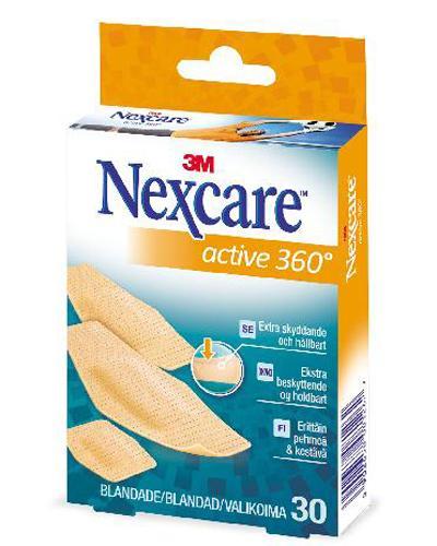 Nexcare Active 360 plaster 30stk
