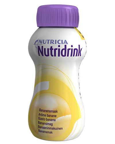Nutridrink næringsdrikk banan 4x200ml