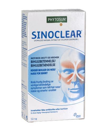 Sinoclear nesespray 5ml