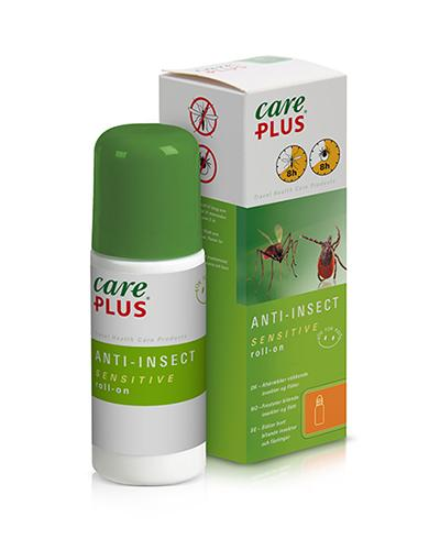 Care Plus Anti-Insect Sensitive myggroll-on 50ml