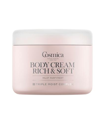 Cosmica Body cream rich & soft kroppskrem 200ml