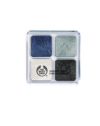The Body Shop Shimmer Cube øyenskygge 20 3.5g